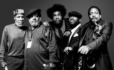 David Murray w The Roots | Tongues On Fire